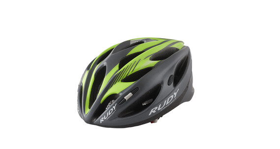 Rudy Project Zumax Helmet Graphite-Lime Fluo (Matte)
